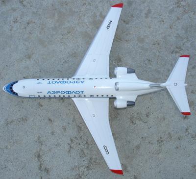 # zhopa025a Yak-42 Aeroflot 5